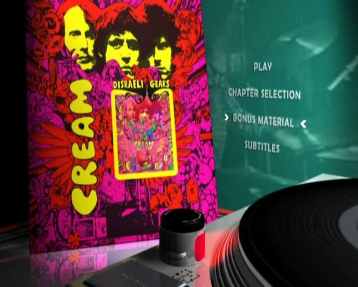 Classic Albums - Cream: Disraeli Gears (2006)  DVD5