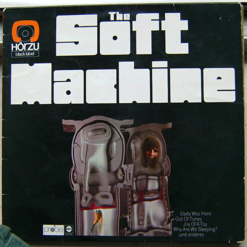 soft machine discogs