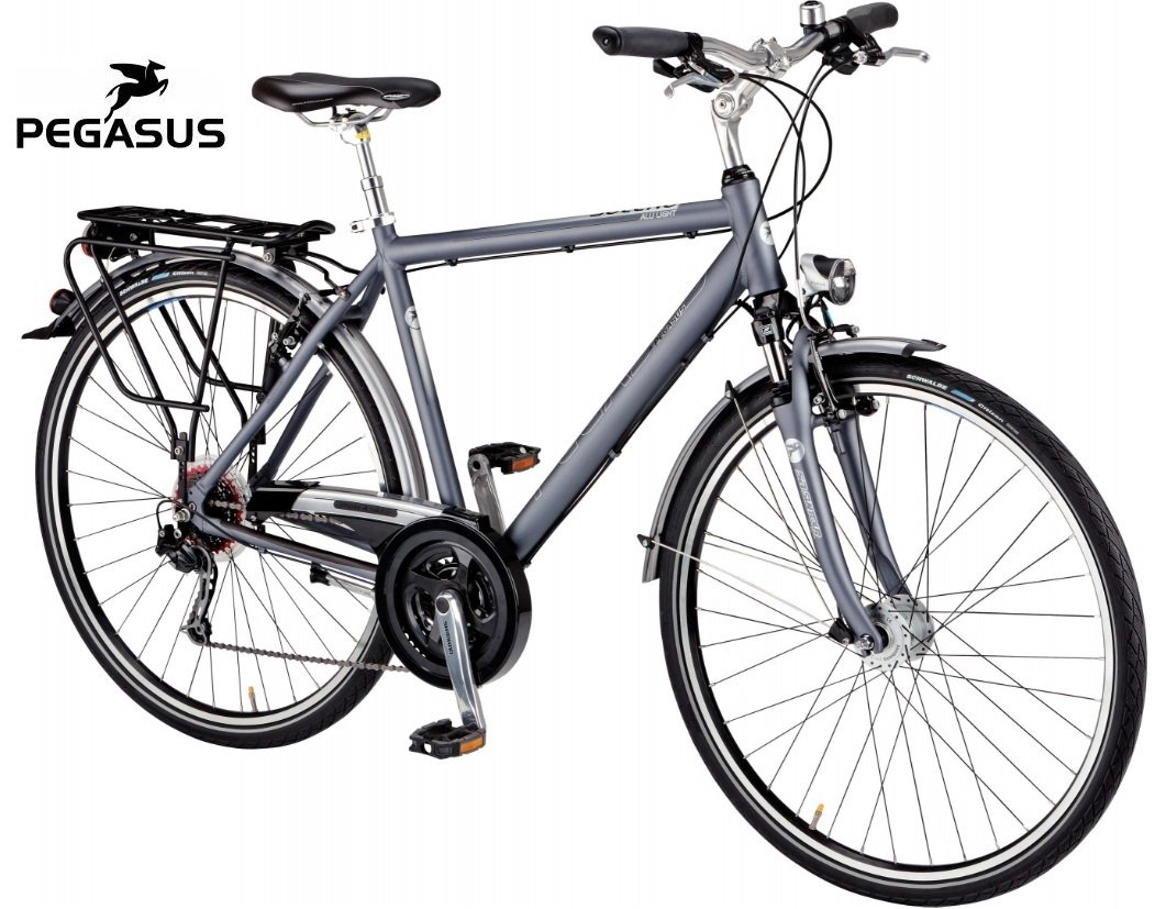 herren fahrrad pegasus solero alu light 28 zoll trekking. Black Bedroom Furniture Sets. Home Design Ideas