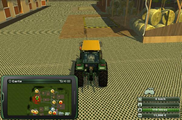 SoloMap v 2 multifruits avec animaux et camion de lait [MP]