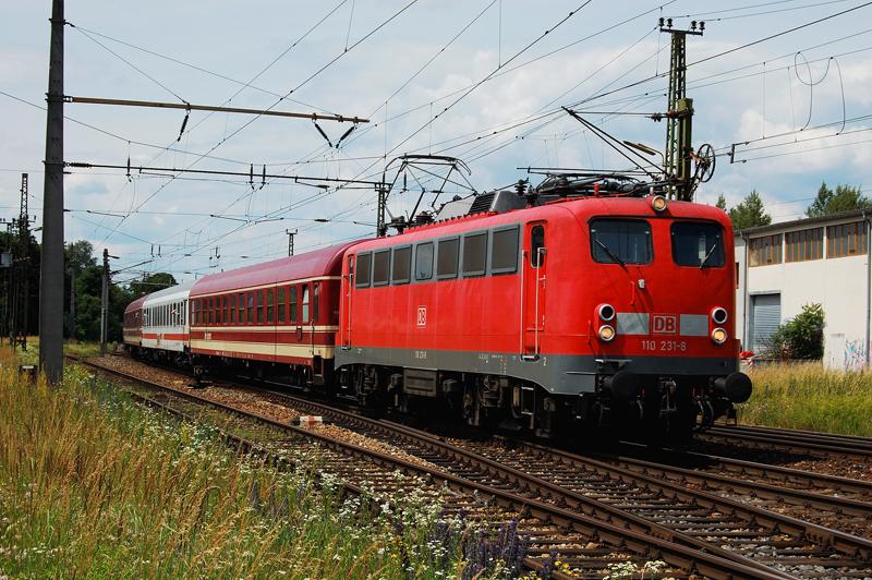 Hamburg und die Eisenbahn Sonderzugib31