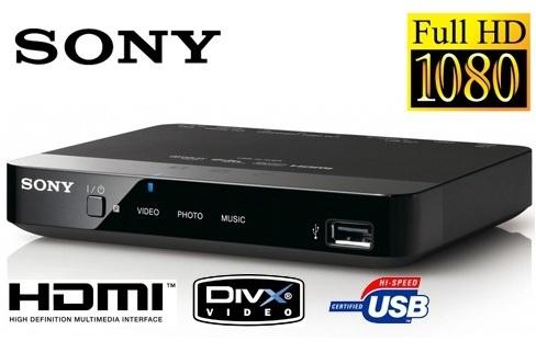 HDMI Mediaplayer SONY σφραγισμένο