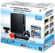 Sony PlayStation 3 slim Move Bundle