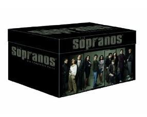 Sopranos DVD-Box
