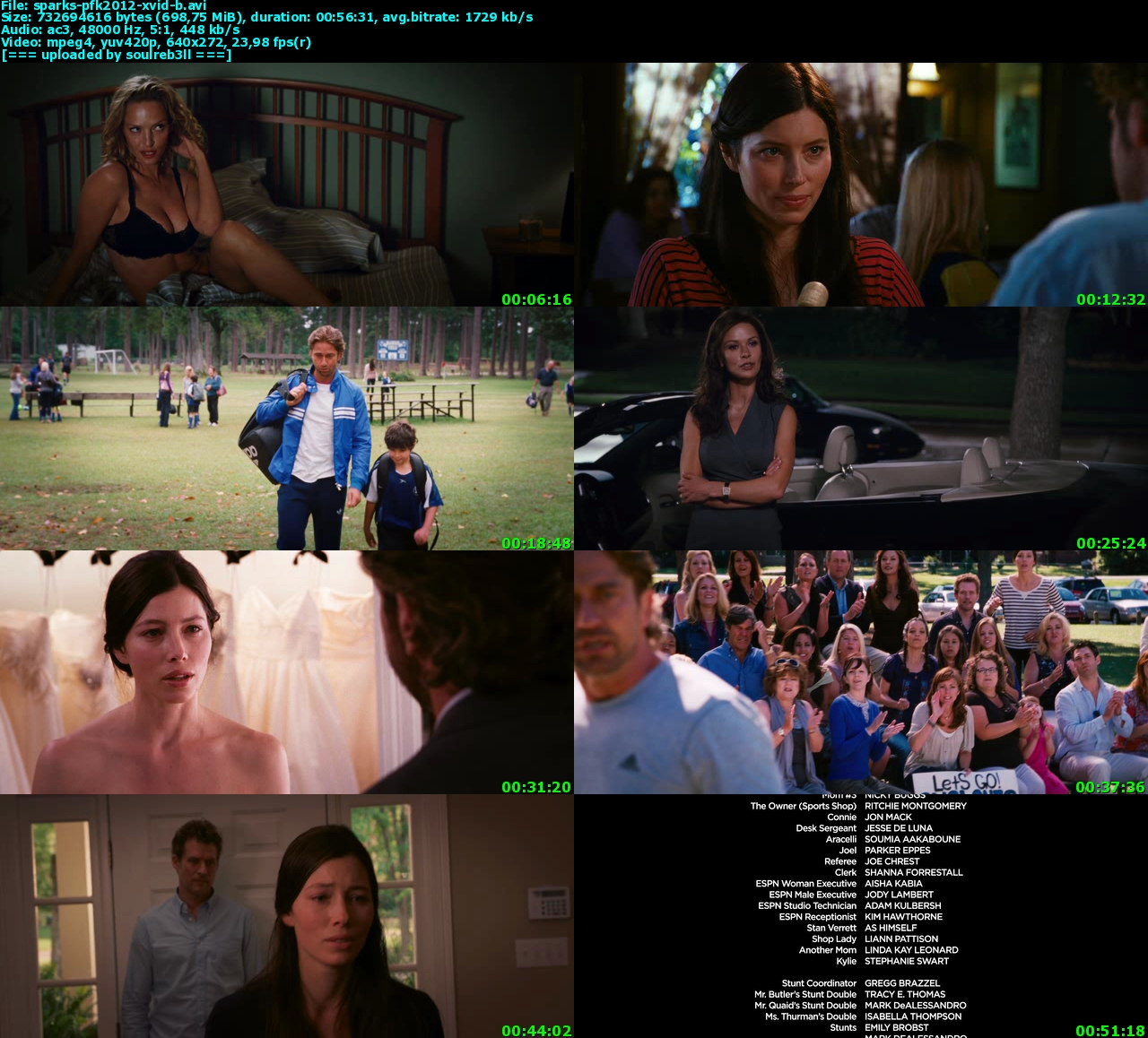 sparks pfk2012 xvid bhdoqx Playing for Keeps   Aşk Oyunu (2012) BDRip XviD indir
