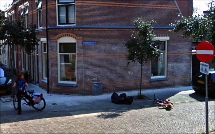 Najdziwniejsze zdjęcia z Google Street View #2 24
