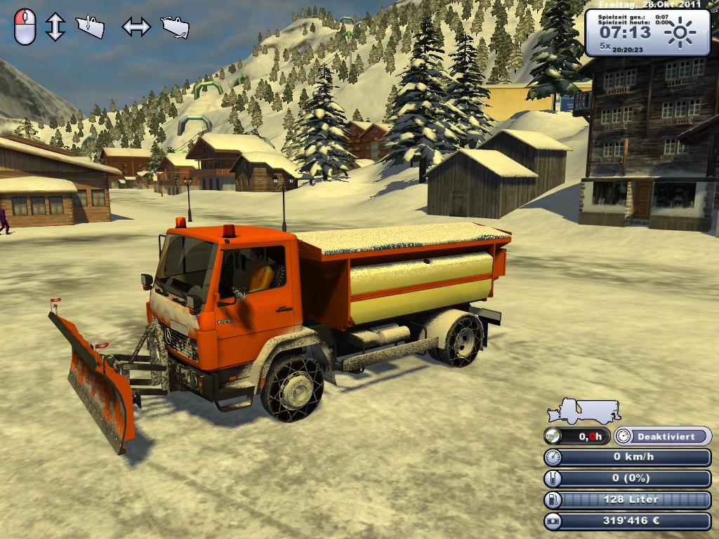 10 December 2011 Ski Region Simulator 2012 PC Oyunu