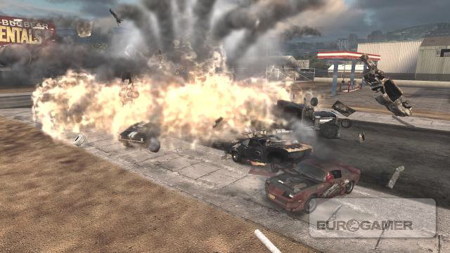 FlatOut Ultimate Carnage RELOADED