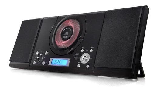 ebay wow design stereoanlage mit cd und radio und wecker. Black Bedroom Furniture Sets. Home Design Ideas