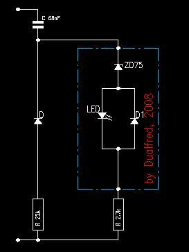 led strobe lamp for dual 1229 howto audiokarma home audio stereo rh audiokarma org