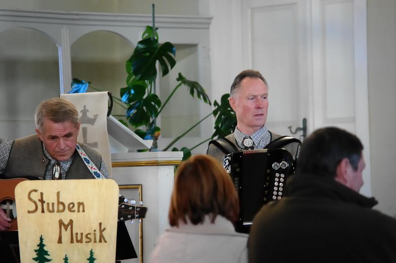 Die Annerschberger Stubenmusikanten.. Stubenmusikanteninder6jaer