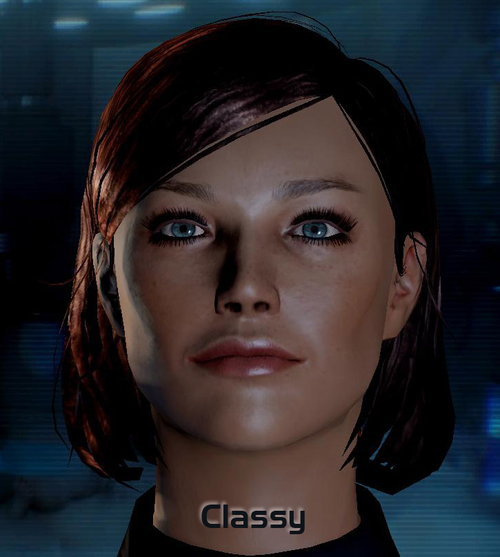 how to get facecode from mass effect 1 shepard