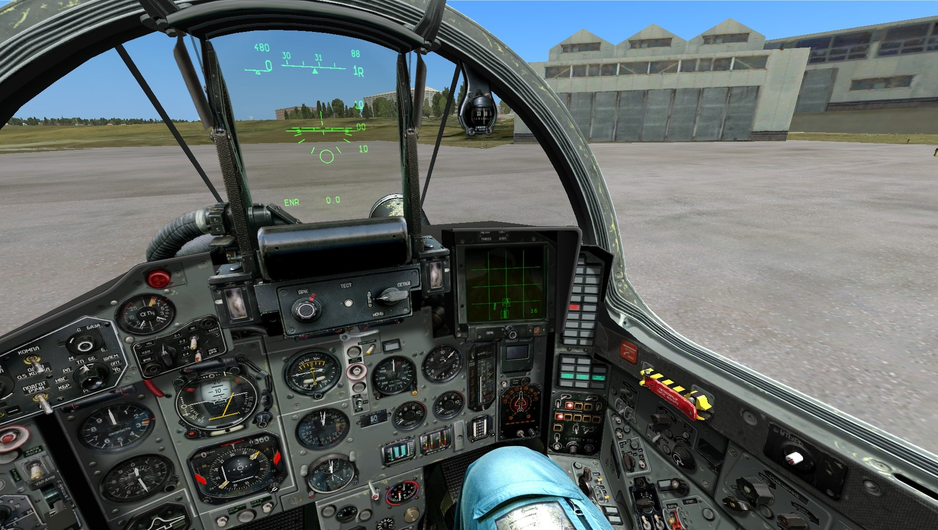 Flight Manual An aeronautical map for PC owners of DCS: Black Shark and
