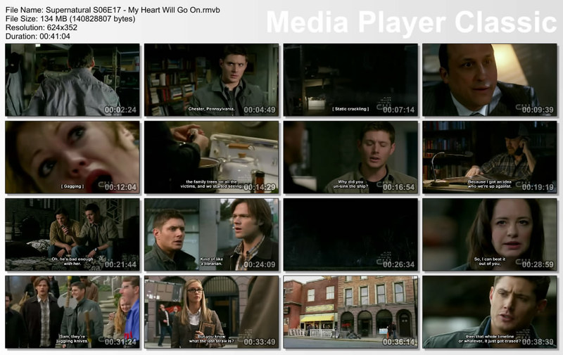 Supernatural-Season 6 DVDRIP[Re-Upload]