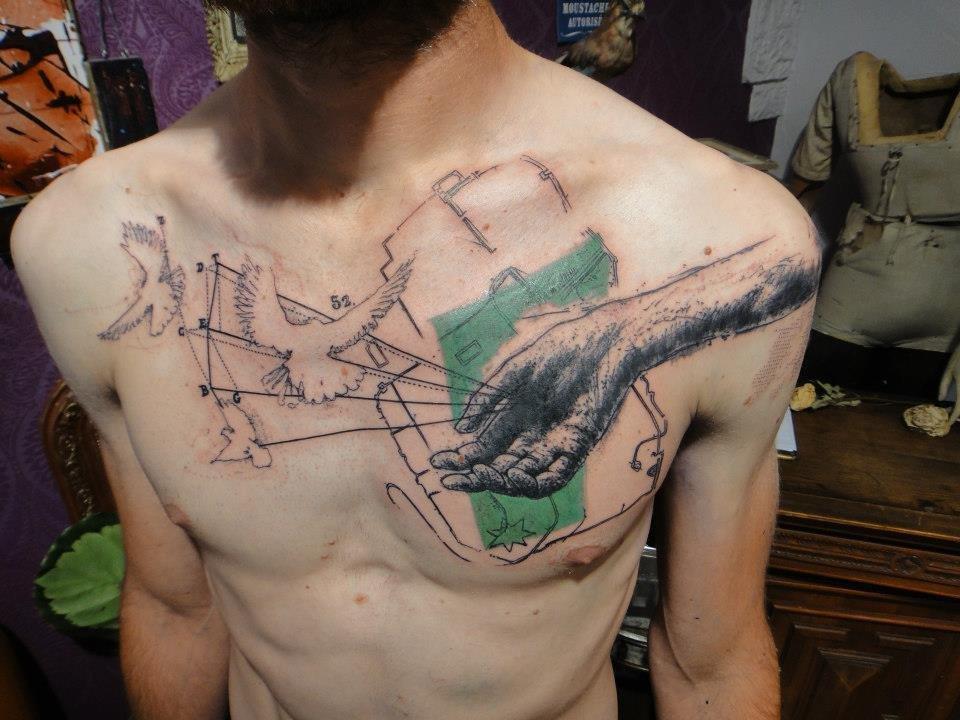 Oryginalne tatuaże #4 22