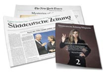Süddeutsche Zeitung im Abo