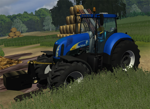FS 2011: CLAAS Lexion 540 v 6 Lexion Mod für Farming Simulator 2011