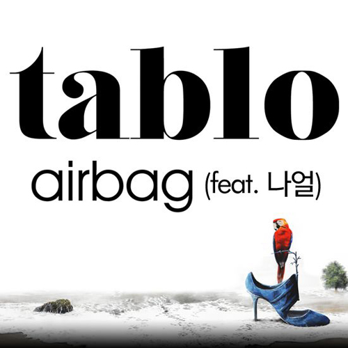 Cover: Tablo - Airbag-WEB-KR-2011-TAiR