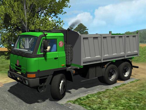 Tatra Ternno 6x6