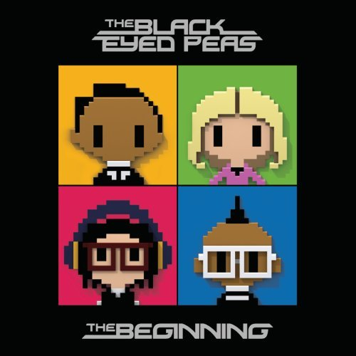Cover: Black Eyed Peas - The Beginning-(Super Deluxe Edition)-2CD-2010-CaHeSo