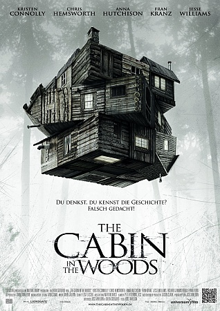 Cover: The.Cabin.In.The.Woods.DVDRip.MD.German.XviD-CFY
