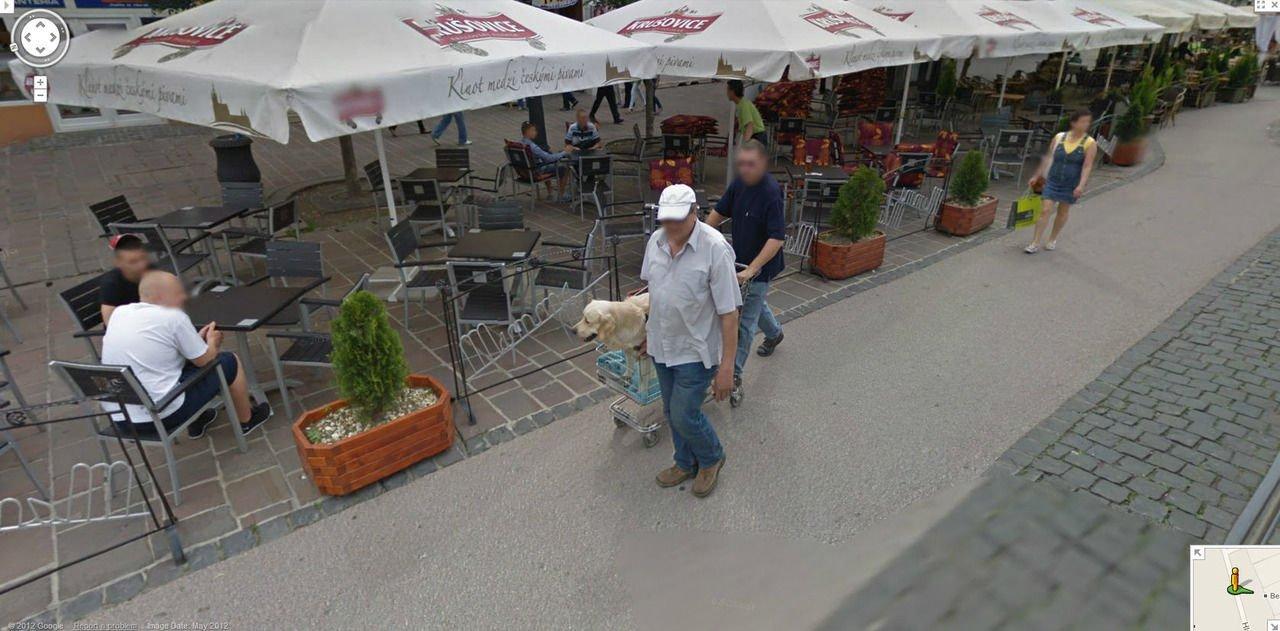 Nietypowe sceny z Google Street View #2 15