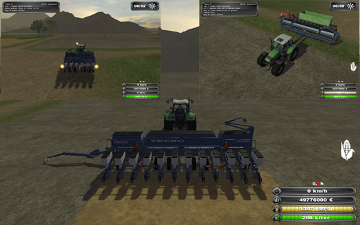 TECNO N.12 Seeder