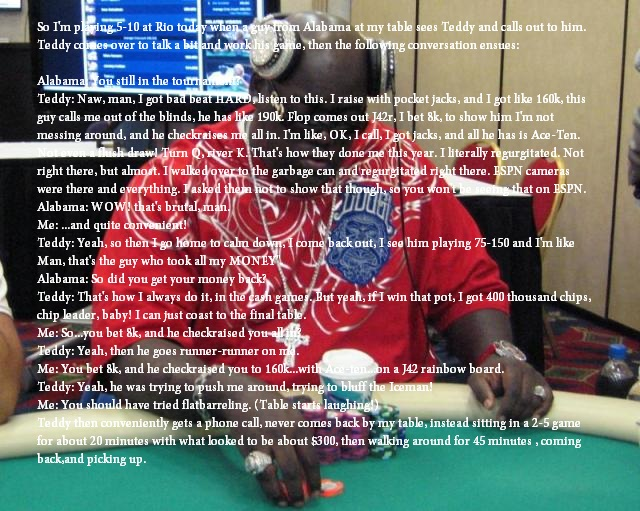 Daliman poker