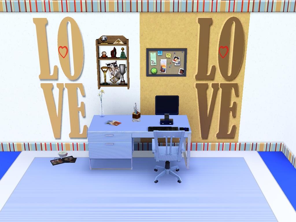 engelchen tapete erstellen und bearbeiten v f r sims3 erstellte vorlagen im tsr workshop. Black Bedroom Furniture Sets. Home Design Ideas