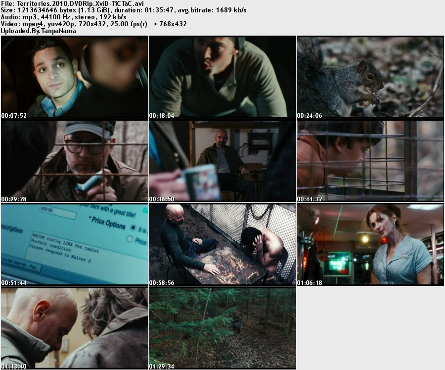 Territories (2010) DVDRip XviD-TiCTaC Territories.2010.dvdrie7pv
