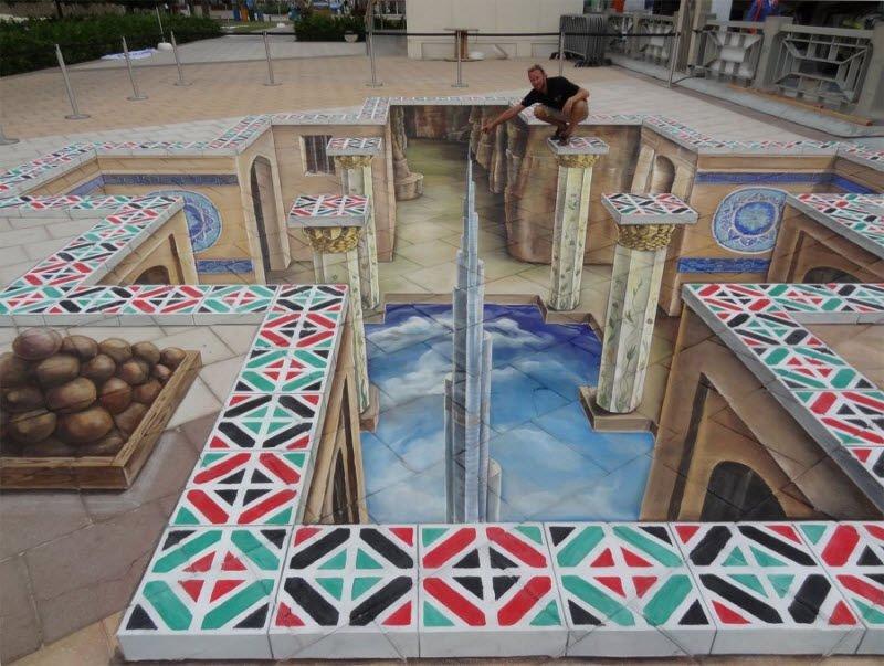 Sztuka uliczna w 3D #2 31