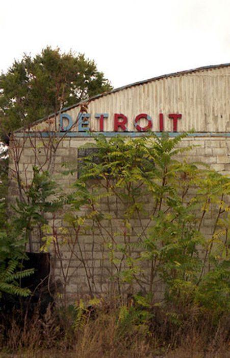 Opuszczone Detroit 10
