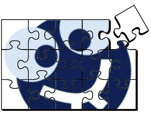 Dummerchen Logo Puzzel