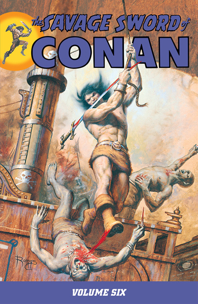 The Savage Sword of Conan v06 (2009)