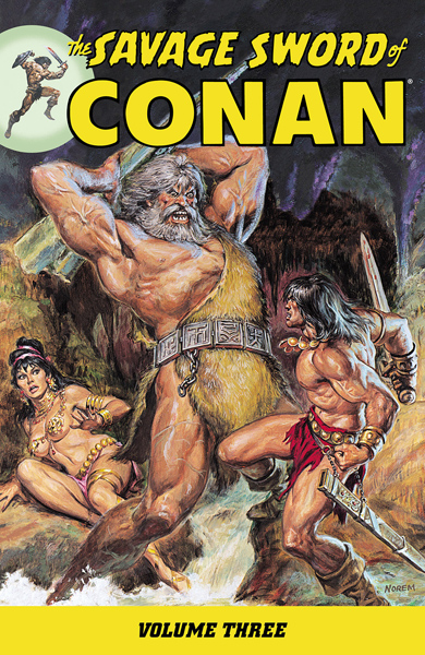 The Savage Sword of Conan v03 (2008)