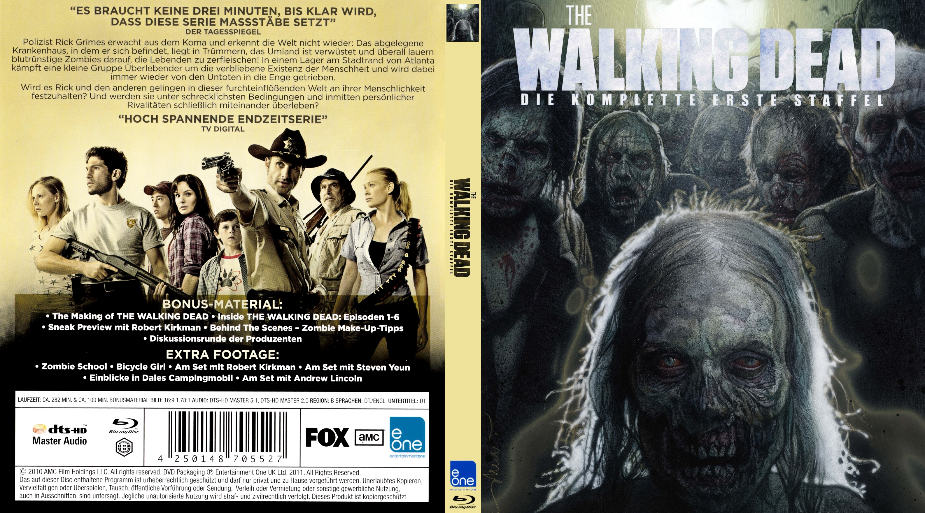 walking dead staffel 5 online schauen
