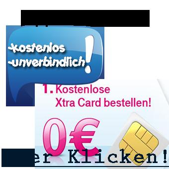 Tipp der Woche! Kostenlose XTRA Card