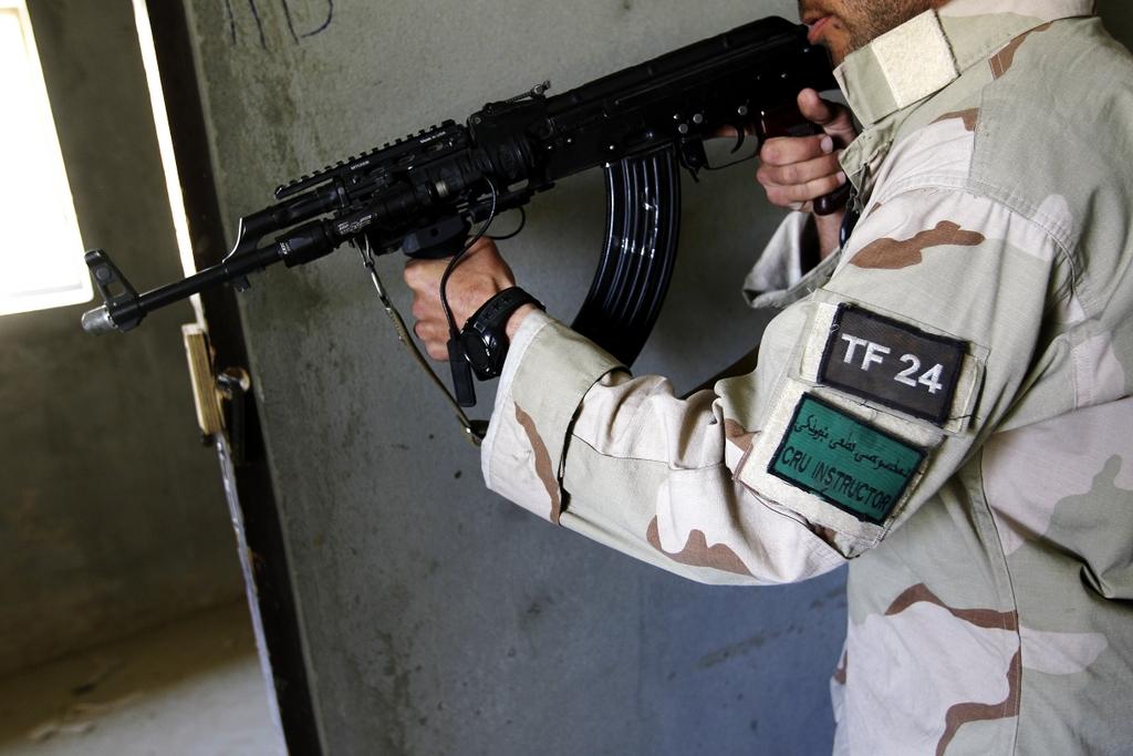 politi pistol glock