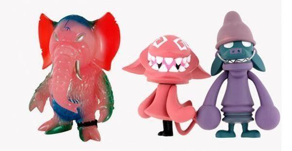 Dziwne zabawki #2 5