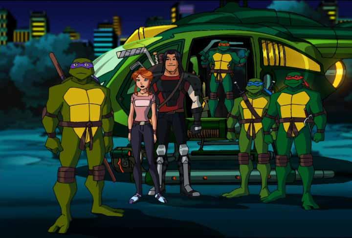 Скачать Игру Через Торрент Teenage Mutant Ninja Turtles 2003 - фото 5