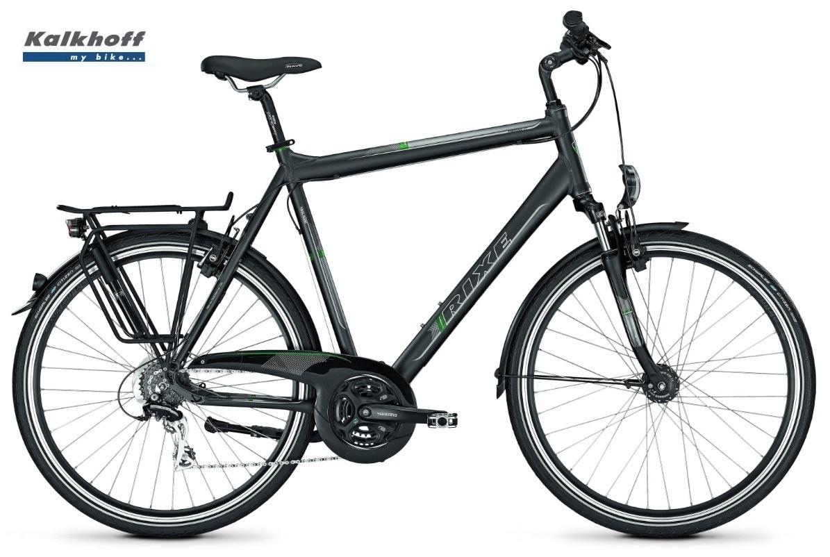 Herren Fahrrad Rixe Toulouse XXL Magura 28 Zoll Trekking