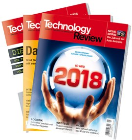 Technology Review kostenlos