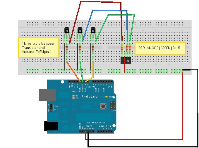 15 Arduino Uno Breadboard Projects - Makerspacescom