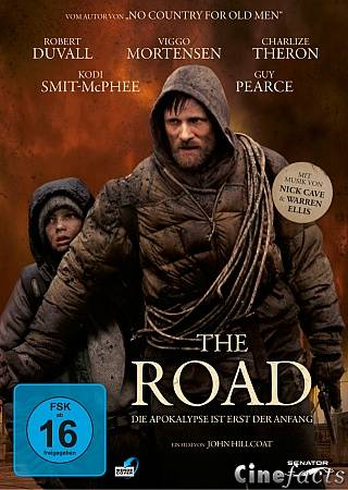 Cover: The.Road.German.DVDRip.XviD-DiSTRiCT