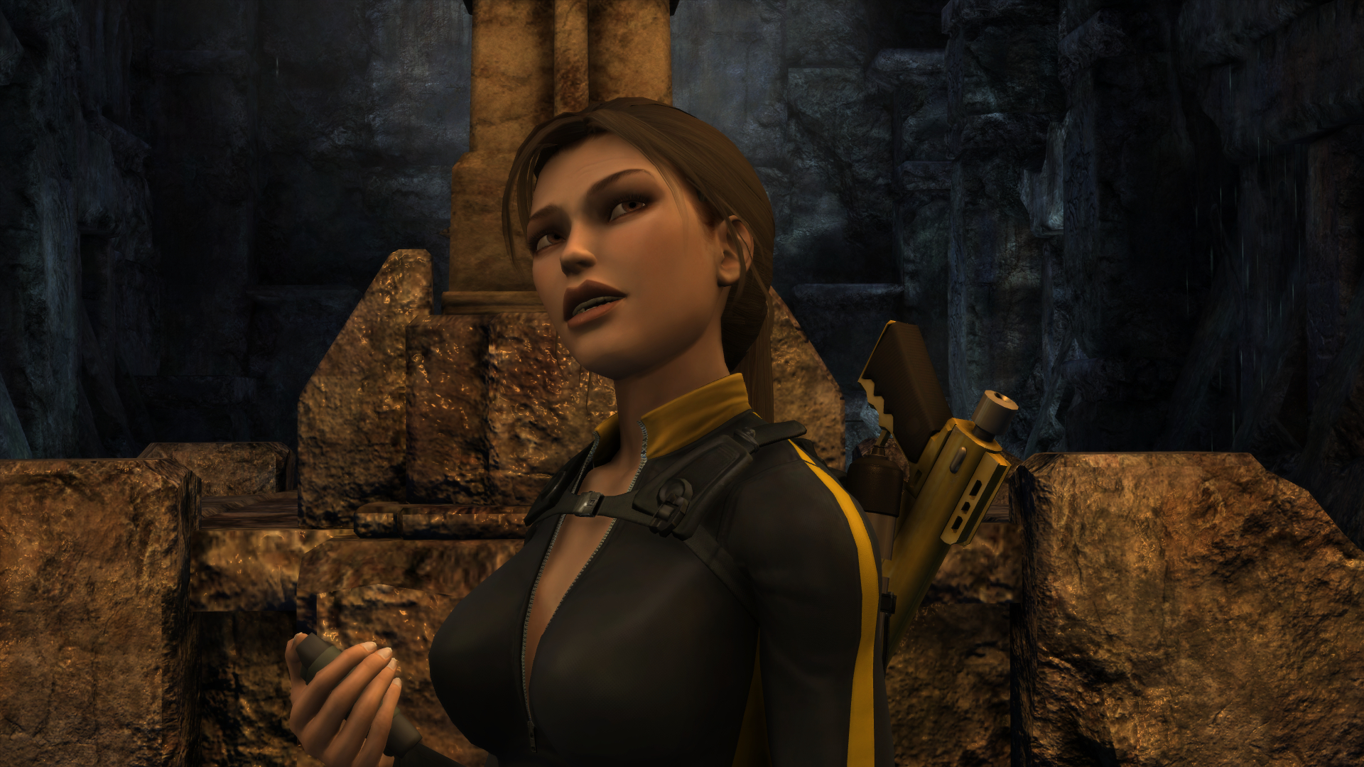 Tomb raider underworld bigger boivs mod anime scenes