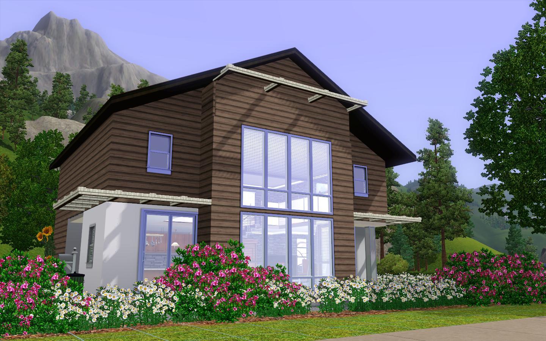 moderne architektur ii das gro e sims 3 forum von und. Black Bedroom Furniture Sets. Home Design Ideas