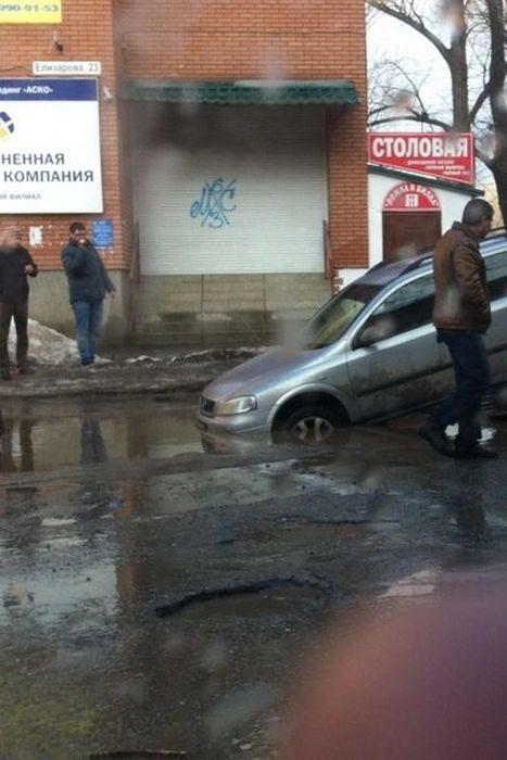 Drogi rosyjskiej Samary 12