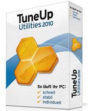 TuneUp Utilities 2010 kostenlos downloaden (Update) software  tuneupmawu