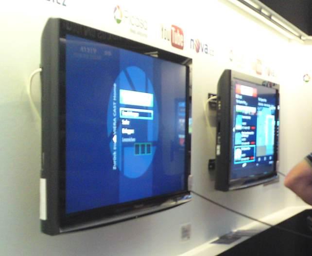 ifa2009 fernseher mit internet die zukunft im wohnzimmer. Black Bedroom Furniture Sets. Home Design Ideas