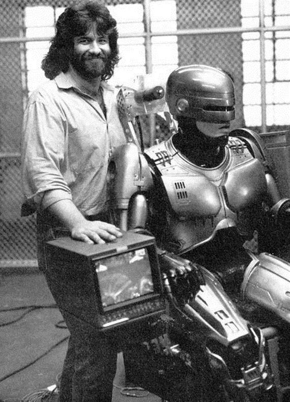 Za kulisami filmów: RoboCop 36